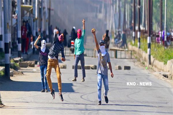This year so far, no street protests in Kashmir, only 14 law and order incidents recorded, reveal figures | KNO