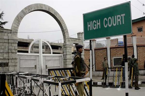 HC issues notice to Centre, UT administration on plea challenging J&K's domicile job law | KNO