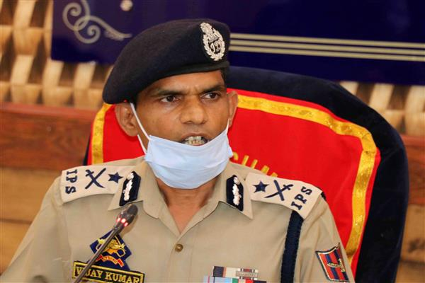 July 18 Shopian encounter: Will go for DNA cross examination, check call details of all three slain, says IGP Kashmir Vijay Kumar | KNO