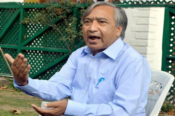 Tarigami appeals Indo-Pak leadership to defuse border tension | KNO