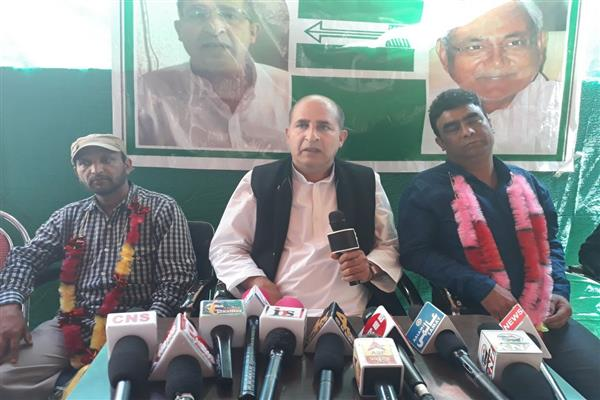 JDU hails decision of BJP for pulling out alliance with PDP | KNO