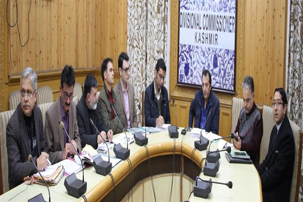 Div Com constitutes High-Powered Water Bodies Monitoring Committee | KNO