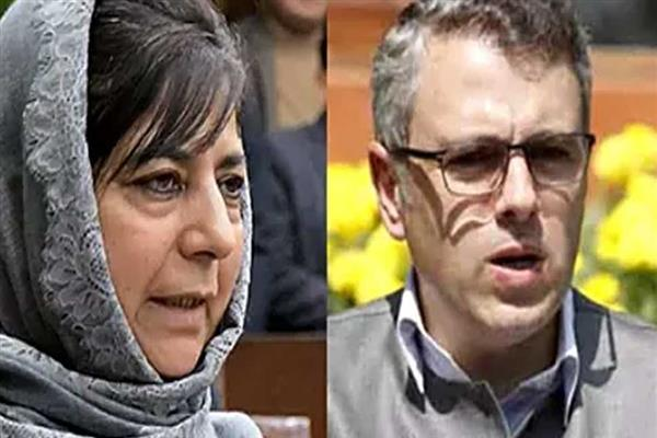 Centre never approached Omar, Mehbooba for conditional talks: BJP | KNO